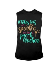 PRE-K TEACHER Sleeveless Tee thumbnail