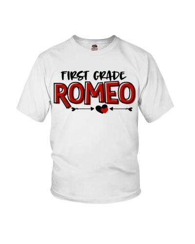 1ST GRADE ROMEO