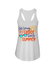 1ST GRADE Ladies Flowy Tank tile