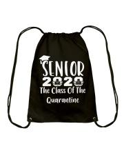 SENIOR 2020 - THE CLASS OF Drawstring Bag thumbnail