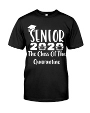 SENIOR 2020 - THE CLASS OF Classic T-Shirt front