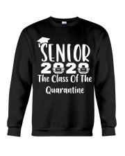 SENIOR 2020 - THE CLASS OF Crewneck Sweatshirt thumbnail