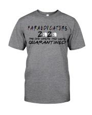 PARA EDUCATORS Classic T-Shirt front