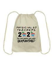 PE TEACHER Drawstring Bag thumbnail