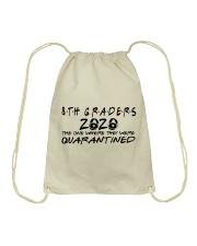 8TH GRADERS Drawstring Bag thumbnail