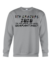 8TH GRADERS Crewneck Sweatshirt thumbnail