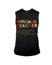PE TEACHER DEFINITION Sleeveless Tee thumbnail
