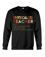 PE TEACHER DEFINITION Crewneck Sweatshirt thumbnail