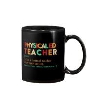 PE TEACHER DEFINITION Mug thumbnail