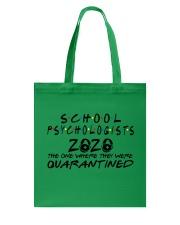 SCHOOL PSYCHOLOGISTS Tote Bag thumbnail
