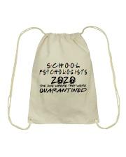 SCHOOL PSYCHOLOGISTS Drawstring Bag thumbnail