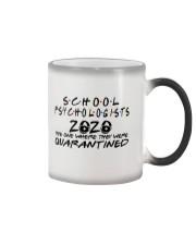 SCHOOL PSYCHOLOGISTS Color Changing Mug thumbnail