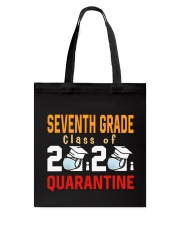 7TH GRADE CLASS OF 2020 Tote Bag tile