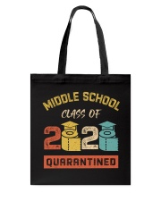 MIDDLE SCHOOL CLASS OF 2020 Tote Bag thumbnail
