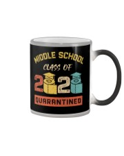 MIDDLE SCHOOL CLASS OF 2020 Color Changing Mug thumbnail
