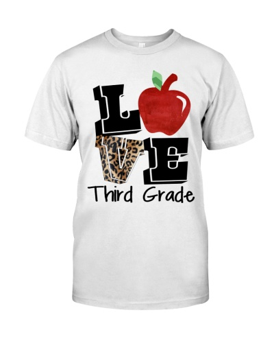 LOVE 3RD GRADE