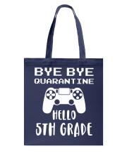 HELLO 5TH GRADE Tote Bag thumbnail
