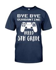 HELLO 5TH GRADE Classic T-Shirt thumbnail