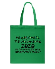 HOMESCHOOL 2020 Tote Bag thumbnail