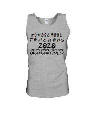 HOMESCHOOL 2020 Unisex Tank tile