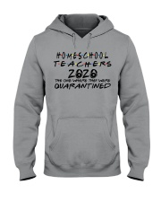 HOMESCHOOL 2020 Hooded Sweatshirt thumbnail