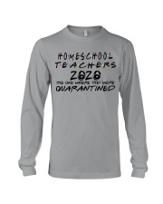 HOMESCHOOL 2020 Long Sleeve Tee thumbnail