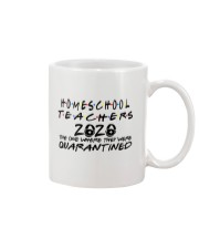 HOMESCHOOL 2020 Mug tile
