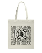 100TH DAY OF SCHOOL Tote Bag thumbnail