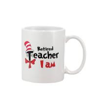 RETIRED TEACHER I AM Mug thumbnail