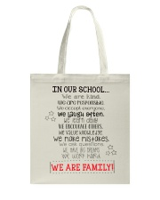WE ARE FAMILY Tote Bag thumbnail