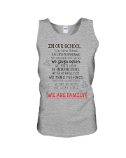 WE ARE FAMILY Unisex Tank thumbnail