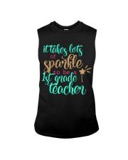 1ST GRADE TEACHER Sleeveless Tee thumbnail