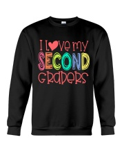 2ND GRADERS - I LOVE YOU Crewneck Sweatshirt thumbnail
