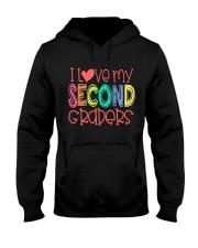 2ND GRADERS - I LOVE YOU Hooded Sweatshirt thumbnail