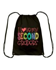 2ND GRADERS - I LOVE YOU Drawstring Bag thumbnail