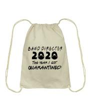 BAND DIRECTOR Drawstring Bag thumbnail