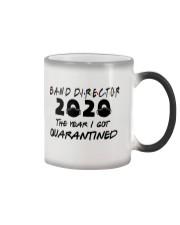 BAND DIRECTOR Color Changing Mug thumbnail