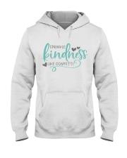 SPRINKLE KINDNESS LIKE A CONFETTI Hooded Sweatshirt thumbnail