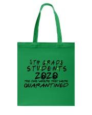 5TH GRADE STUDENTS Tote Bag thumbnail