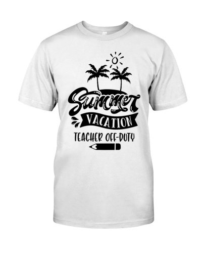 SUMMER VACATION - TEACHER OFF-DUTY