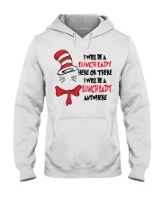 BE A LUNCH LADY Hooded Sweatshirt thumbnail