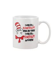 BE A LUNCH LADY Mug thumbnail
