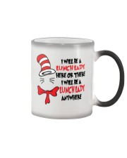 BE A LUNCH LADY Color Changing Mug thumbnail