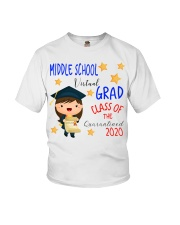 MIDDLE SCHOOL Youth T-Shirt front