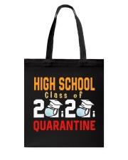 HIGH SCHOOL CLASS OF 2020 Tote Bag thumbnail