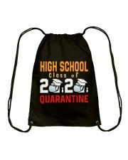 HIGH SCHOOL CLASS OF 2020 Drawstring Bag thumbnail