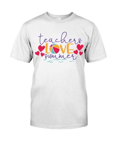 TEACHERS LOVE SUMMER