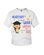 HEADSTART Youth T-Shirt front