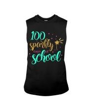 100 SPARKLY DAYS OF SCHOOL Sleeveless Tee thumbnail