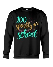 100 SPARKLY DAYS OF SCHOOL Crewneck Sweatshirt thumbnail